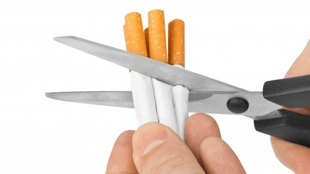 Es gibt viele Methoden und Mittel, das Rauchen aufzuhören. Handy-Unterstützung scheint tatsächlich zu helfen. (Foto: Nikolai Sorokin / Fotolia)