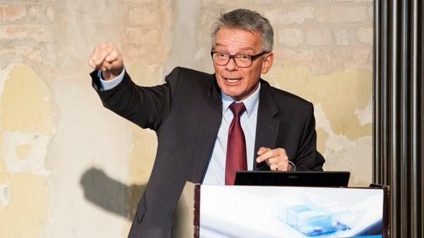 G-BA-Vorsitzender Josef Hecken: Widerstand könnte weniger von Patienten, als von Ärzten kommen. (Foto: TK)