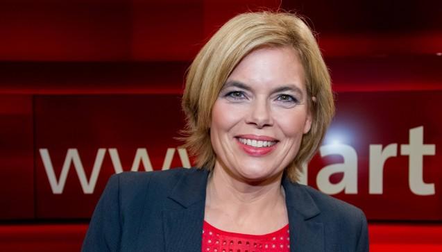 Neue Landwirtschaftsministerin wird Julia Klöckner (45, CDU). (Foto: Imago)