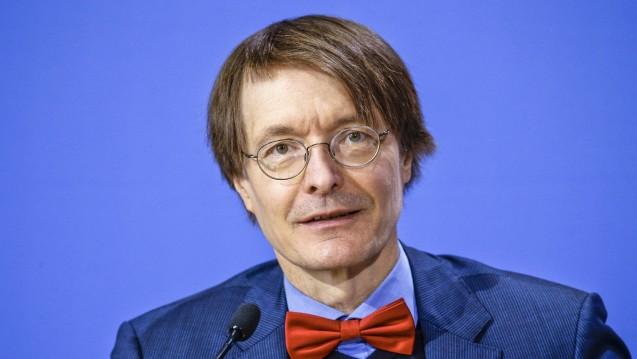 SPD-Gesundheitsexperte Karl Lauterbach hat angekündigt, dass die SPD-Bundestagsfraktion dem neuen Vorschlag zu einer Apotheken-Reform aus dem BMG zustimmen werde. (Foto: imago)