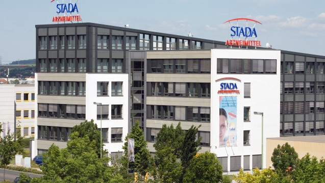 22 Prozent weniger Konzerngewinn: Der Pharmakonzern Stada will schnell wachsen - trotz unsicherer Zukunft. (Foto: Stada)