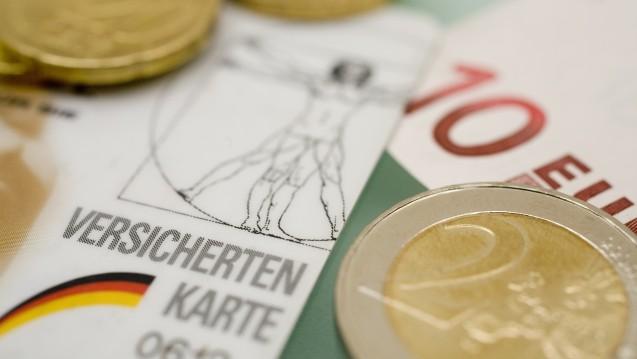 Die Koalititon will mit Geld aus dem Gesundheitsfond steigende Zusatzbeiträge bei den Kassen ausgleichen. (Foto: BK / Fotolia)