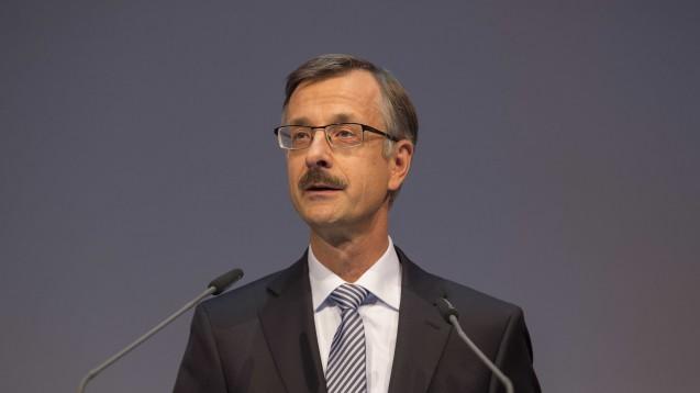 ABDA-Hauptgeschäftsführer Dr. Sebastian Schmitz (Foto: Schelbert)