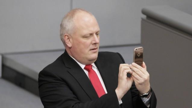 Der Bundesdatenschutzbeauftragte Ulrich Kelber warnt davor, die Auswahlfunktionen für Patienten in der elektronischen Patientenakte einzuschränken. (Foto: imago images / M. Popow)