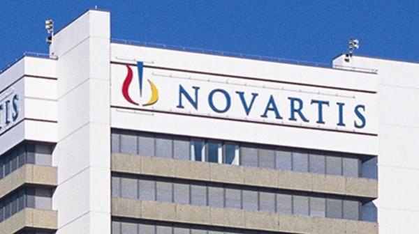 Novartis verzeichnet weniger Umsatz