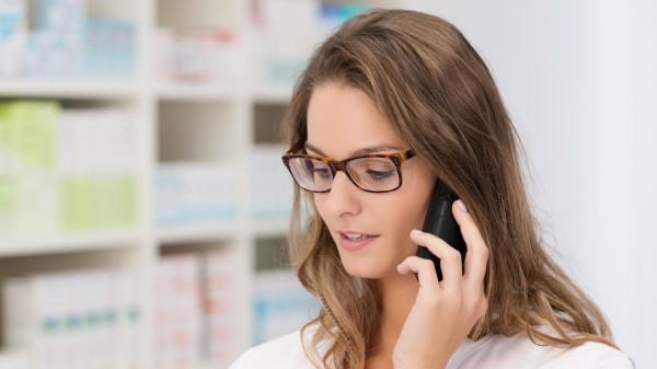 Telefonfalle richtet sich derzeit gegen Apotheker