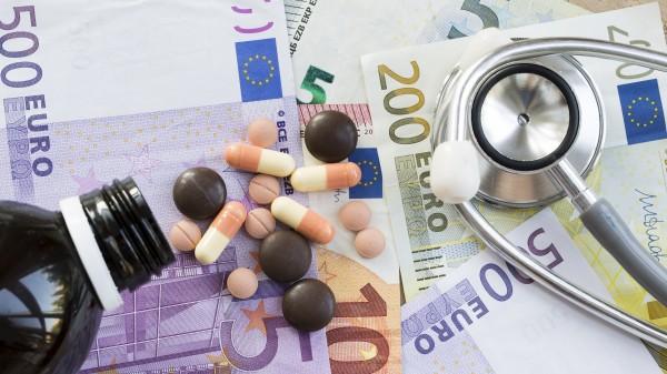 Ärzte sind die Spitzenverdiener