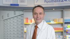 Der neue HAV-Vorsitzende Weidemann fordert vom DAK-Chef mehr Respekt für Apotheker ein. (Foto: Weidemann)
