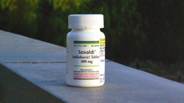 Sovaldi war das erste Medikament auf dem Markt, das Menschen mit Hepatitis C heilen konnte. (m / Foto: imago images / ZUMA Press)