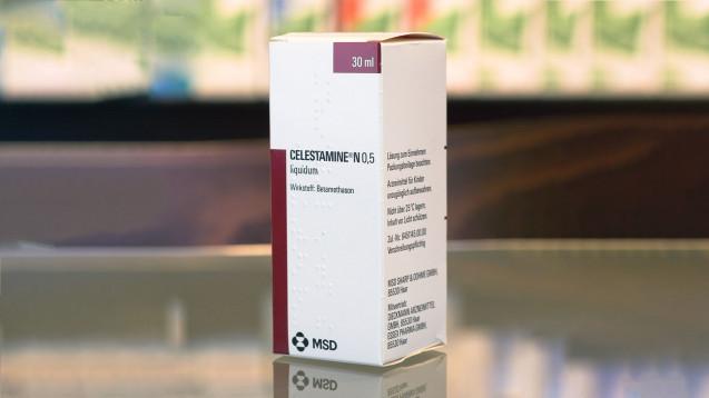 Nur noch am 7. August 2018 gibt es Celestamine auch ohne Patientenbezug. ( r / Foto: picture alliance)