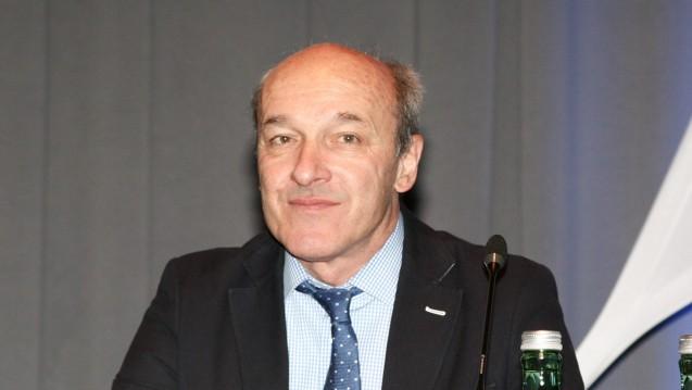Professor Thomas Weinke aus Potsdam ist ein großer Befürworter der Pneumokokken-Impfung. (Foto: wes / DAZ)