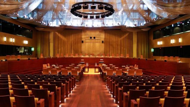 Der EuGH muss sich erneut mit den von DocMorris angebotenen Rx-Boni für GKV-Versicherte beschäftigen: Darf DocMorris in Deutschland eine geminderte Steuerbemessungsgrundlage geltend machen? (b / Foto: imago images / Scheiber)