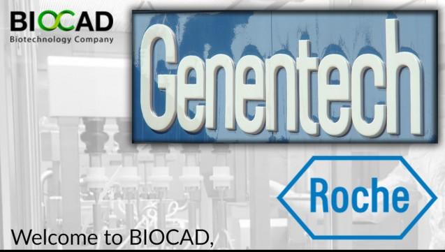 """Der russische Pharmahersteller Biocad zu dem Zwist mit Roche: """"Roche und Genentech betreiben in Russland  eine räuberische Preispolitik, indem sie die betreffenden Arzneimittel  zu verlustreichen Preisen verkaufen."""" (Foto:Rajiv Patel / Flickrb / Montage: DAZ.online / jh)"""