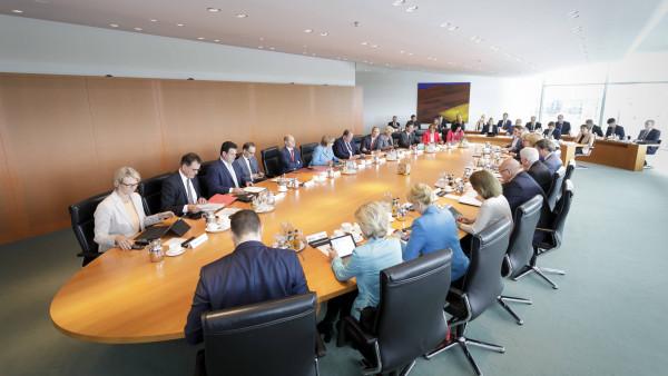 Bundeskabinett beschließt Ausbildungsreform in der Pflege