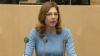 Sabine Bätzing-Lichtenthäler (SPD) will mehr gegen Arzneimittel-Lieferengpässe unternehmen, als das bislang der Fall ist. ( r / Foto: Screenshot / Bundesrat)