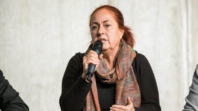 Die Linken-Politikerin Sylvia Gabelmann fordert eine schnelle Umsetzung des Rx-Versandverbotes. (s / Foto: Schelbert)
