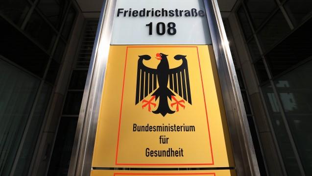 Das Bundesgesundheitsministerium bleibt bei seinem Zeitplan für das geplante Apotheken-Stärkungsgesetz. (Foto: imago images / Müller-Stauffenberg)