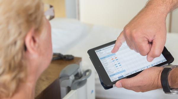 Löst angeblich alle Probleme der Rabattverträge: der neue Medikationsplan. (Foto: Knappschaft)