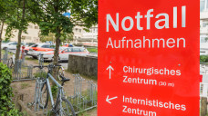 """Häufiger Grund für """"Besuche"""" in der Notaufnahme: UAW. (Foto: schulzfoto / stock.adobe.com)"""