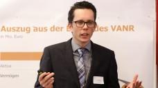 """""""Wir wollen nicht zocken"""", betont der Geschäftsführer des Versorgungswerks der Apothekerkammer Nordrhein, Jens Hennes. (Foto: A. Müller/ Apothekerkammer Nordrhein.)"""