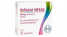 Orlistat kann von Erwachsenen mit einem BMI ab 28 kg/m2 zur Unterstützung der Gewichtsreduktion eingenommen werden. (Foto: Hexal)