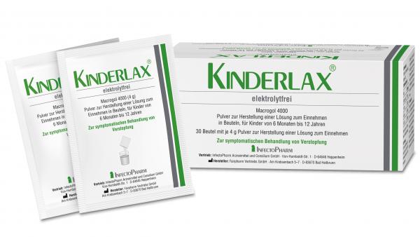 Kinderlax elektrolytfrei bleibt erstattungsfähig