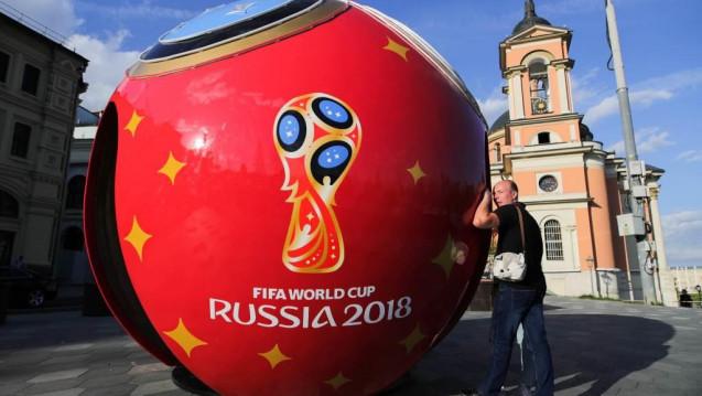 Werben mit dem Logo der Fifa? Dafür brauchen auch Apotheken eine Erlaubnis. (Foto:imago)