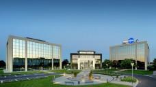 Denkmalgeschützt:Was passiert mit dem Firmengelände der Mundipharma in Limburg? Es ist zu groß für die wenigen Mitarbeiter, die in Limburg verbleiben werden. (Foto:Mundipharma GmbH )