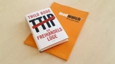 foodwatch-Gründer Thilo Bode hat ein Buch zu TTIP geschrieben, in dem er deutliche Kritik anbringt. (Foto: jz/DAZ)