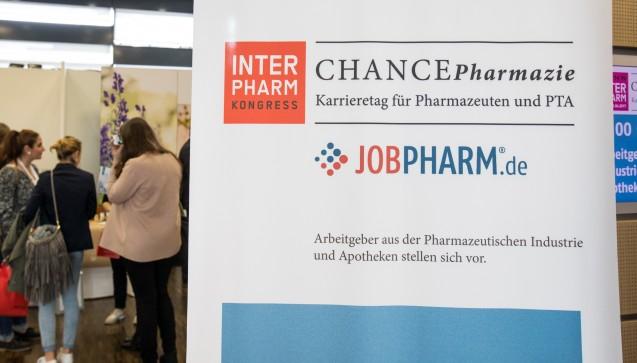 """Auch 2017 fand wieder der Karrieretag """"Chance Pharmazie"""" statt, auf dem sich potenzielle Arbeitgeber für Apotheker und PTA vorstellten."""