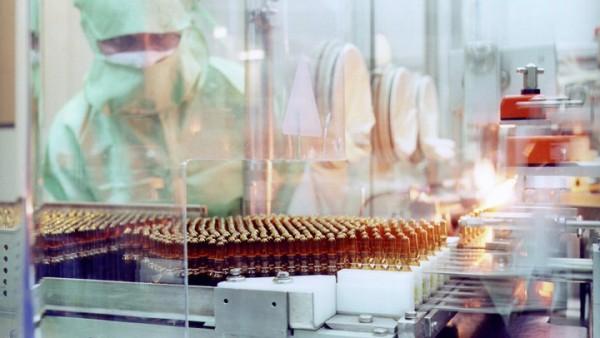 Pharmasparte hält Fresenius weiter auf Höhenflug