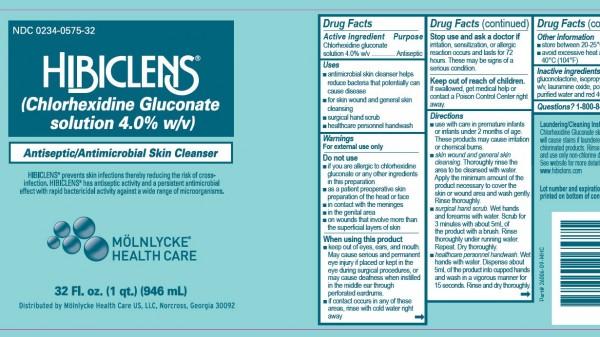 Warnhinweis für Chlorhexidin-Hautantiseptika in USA