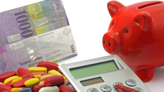 Arzneimittel vom Arzt oder Apotheker: Abgabeweg für Gesamtausgaben ...