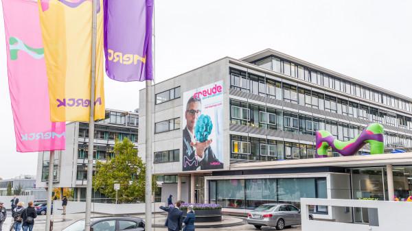 50 Millionen Euro für die Merck-Mitarbeiter