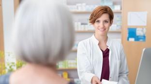 Memantin für eine Alzheimer-Patientin