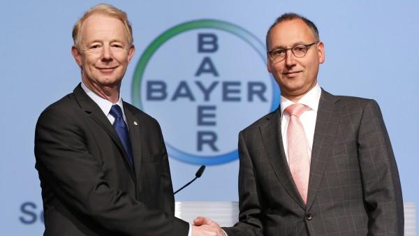 Dekkers verlässt Bayer zufrieden