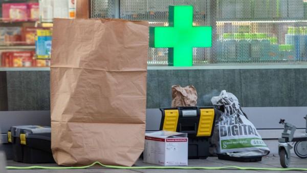 Polizei: Apothekenangestellte war Zufallsopfer