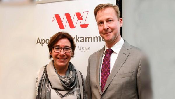 Frank Dieckerhoff ist neuer Vizepräsident der AKWL