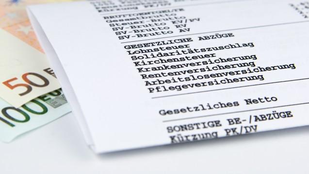 20 bis 30 Prozent über Tarif bekommen Filialleiter im Durchschnitt. (Foto: fotomek/stock.adobe.com)