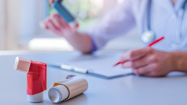Allergospasmin wird ebenso wie Aarane in den Leitlinien bei Asthma bronchiale nicht empfohlen. Dass die Präparate eventuell bald ganz vom Markt verschwinden könnten, ist wohl dennoch nicht zu befürchten.(s / Symbolfoto: Goffkein / AdobeStock)