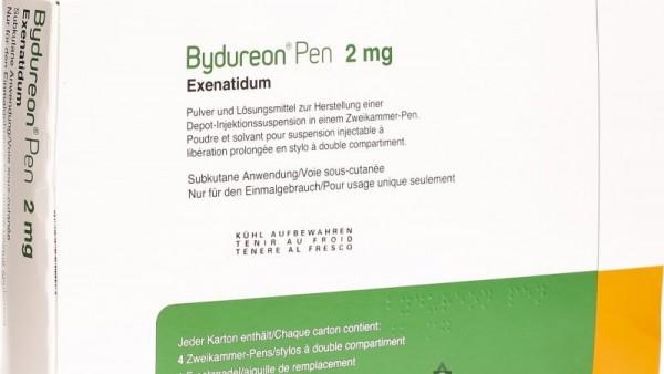 Depot-Exenatid auch mit Basalinsulin
