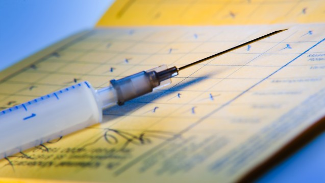 In den meisten Regionen werden Grippeimpfstoffe ausgeschrieben - aber nicht überall. (Foto: pix4U/Fotolia)