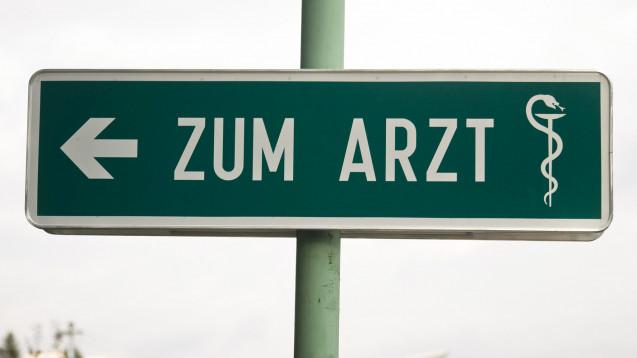 In Österreich gibt es immer wieder Streit wegen der in vielen Arztpraxen bestehenden Praxisapotheken. ( r / Foto: Imago)