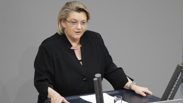 Die Grünen-Politikerin Kordula Schulz-Asche hat sich für einen Bericht des BfArM und des BMG zum Thema Iberogast im Gesundheitsausschuss des Bundestages eingesetzt. (Foto: Imago)