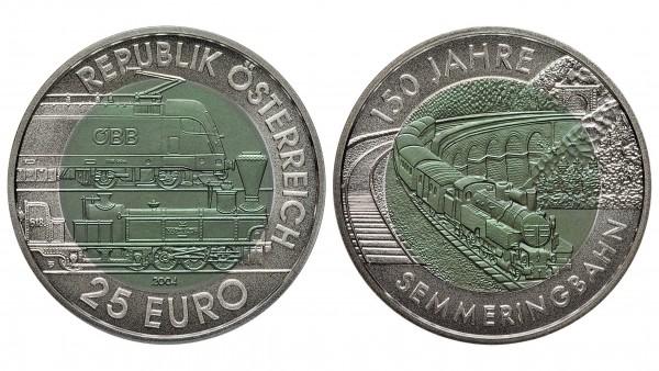 Faszination Bimetallmünzen