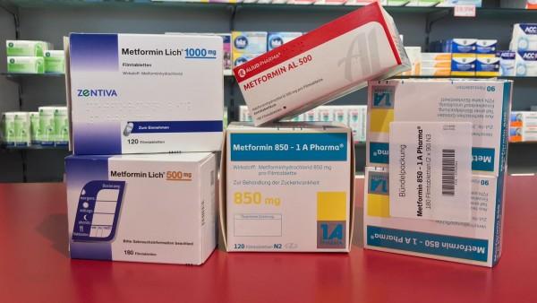 EMA und nationale Behörden beraten über Metformin-Kontamination