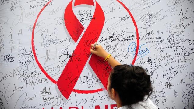 Aktuelle Entwicklungen in der HIV-Therapie. Ein Überblick von Dr. Claudia Bruhn. (Foto: Imago)
