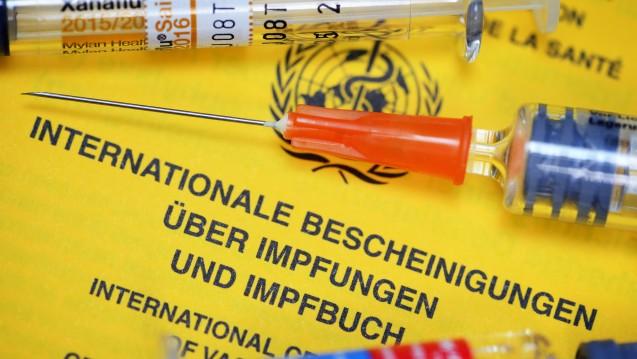 In der Apotheke sind noch längst nicht alle Grippeimpfstoffe verfügbar. (Foto:Bildagentur-online)