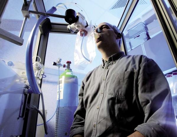 Therapie der Mukoviszidose: Inhalation mit Mannitol verbessert die Lungenfunktion