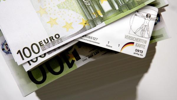 Kassen-Rücklagen steigen auf 18 Milliarden Euro